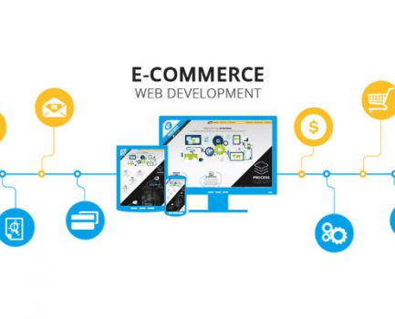E- commerce or Portal Website with App