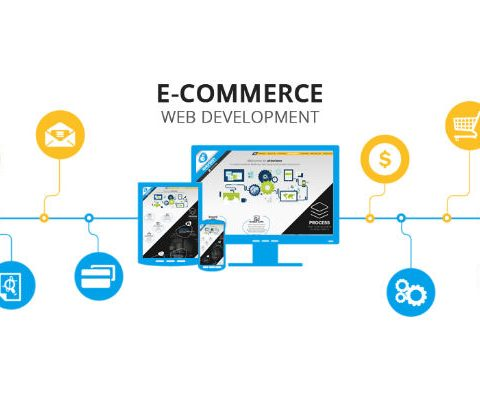 eCommerce or Portal Website with App